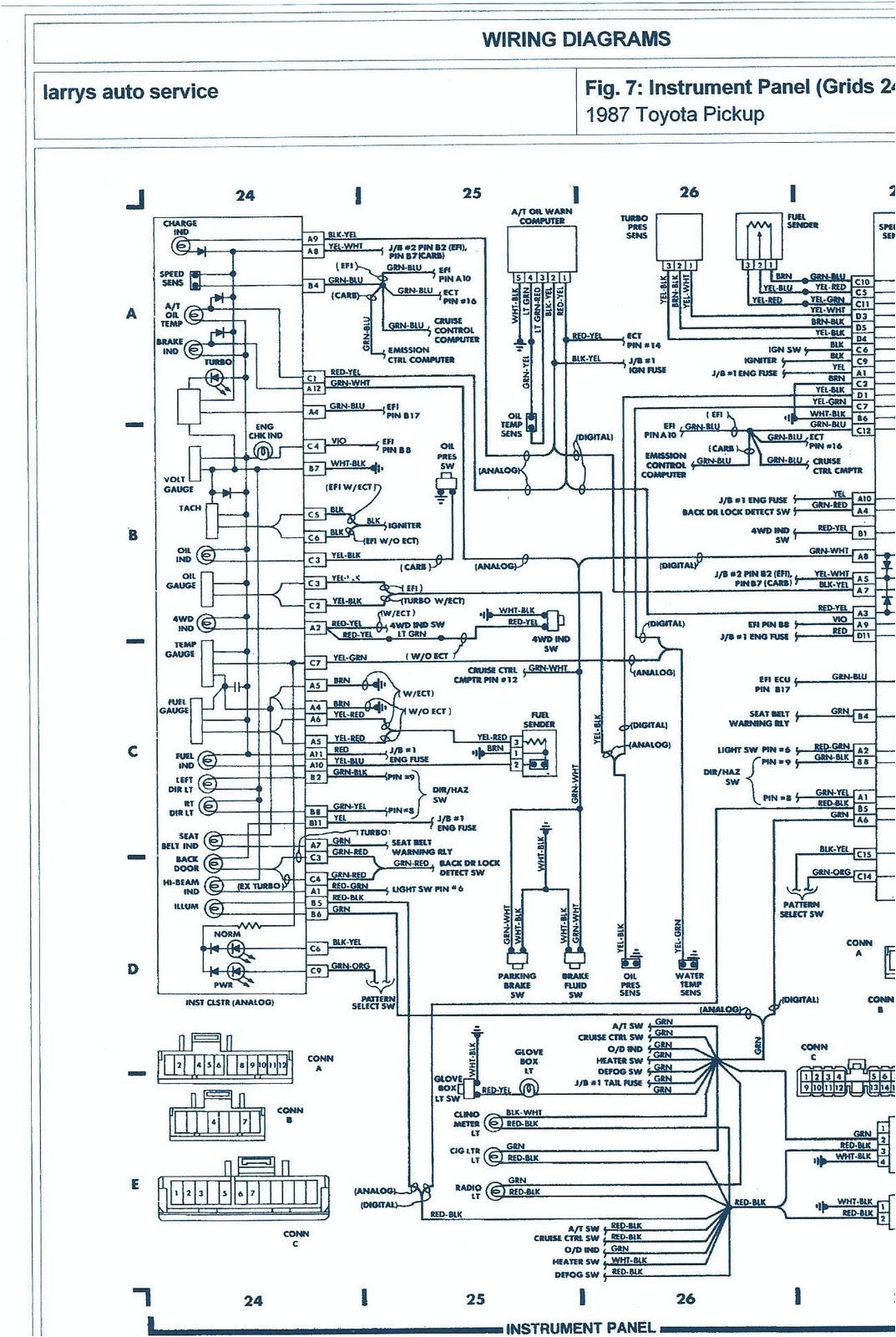 trailer wiring toyota cressida 1985 wiring diagram blog toyota cressida wiring harness wiring diagram note trailer