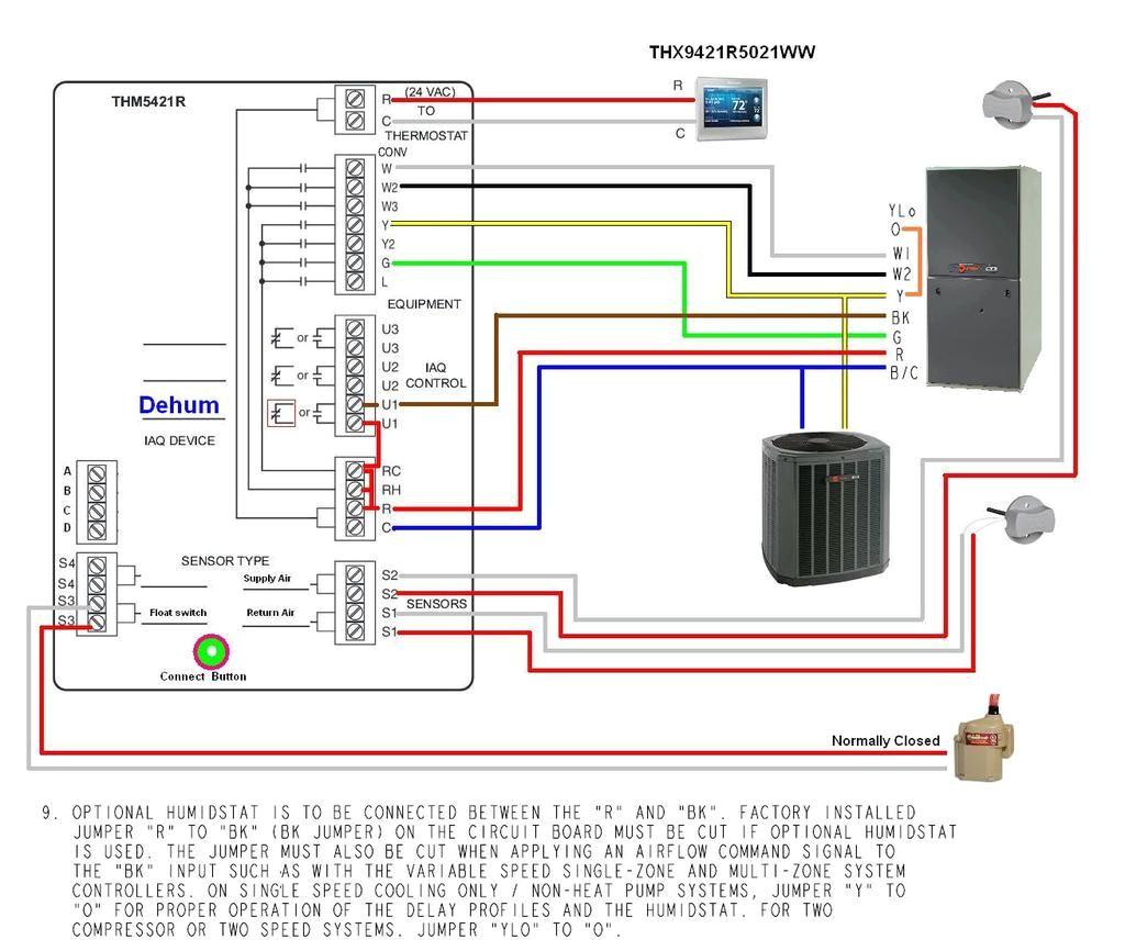trane gas furnace wiring wiring diagram