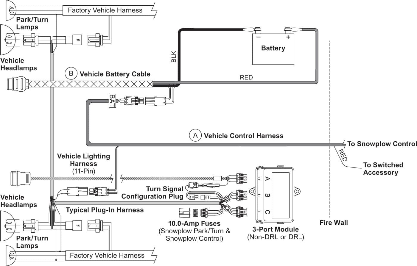 western plow unimount diagram wiring diagram blog 9 point western unimount wiring diagram