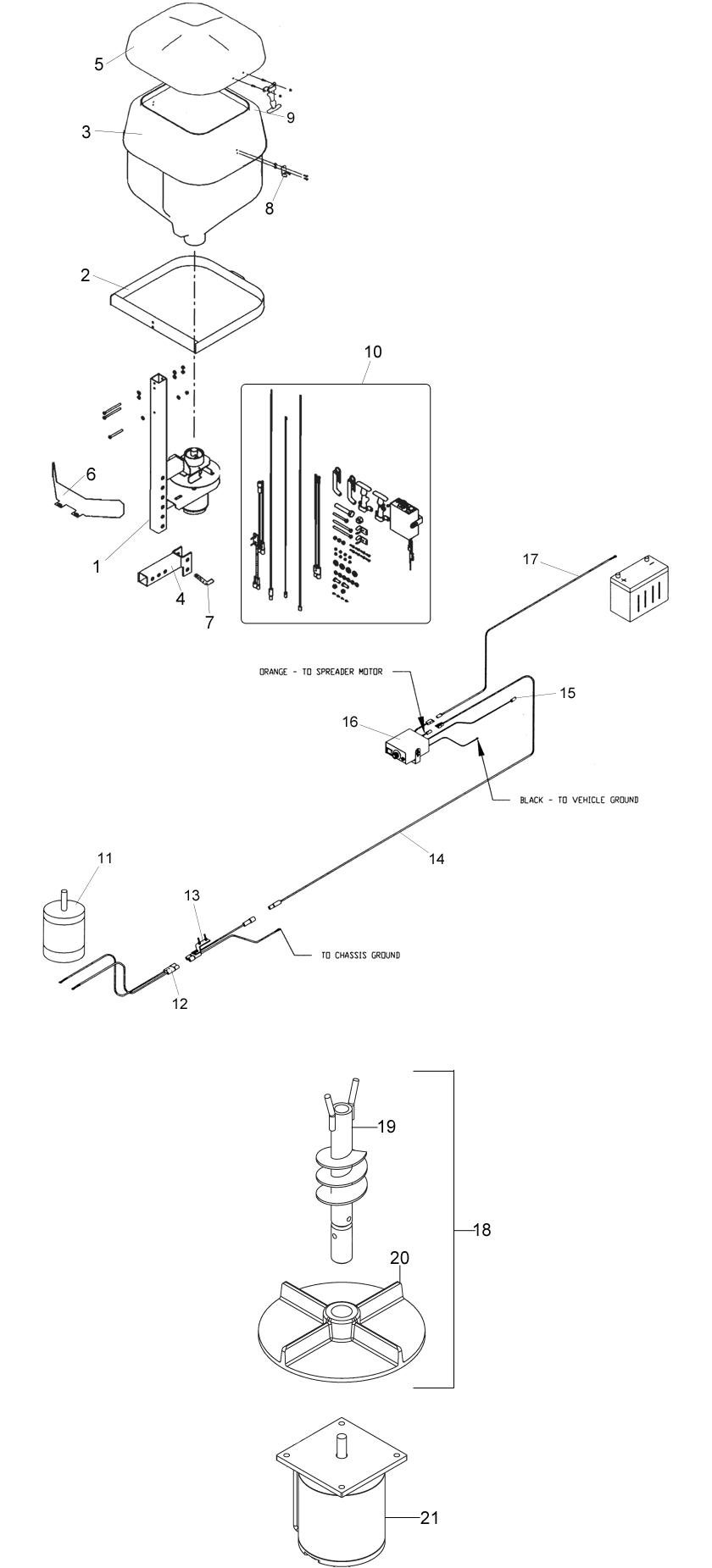 Western tornado Salt Spreader Wiring Diagram Western tornado Spreader Wiring Diagram Wiring Library
