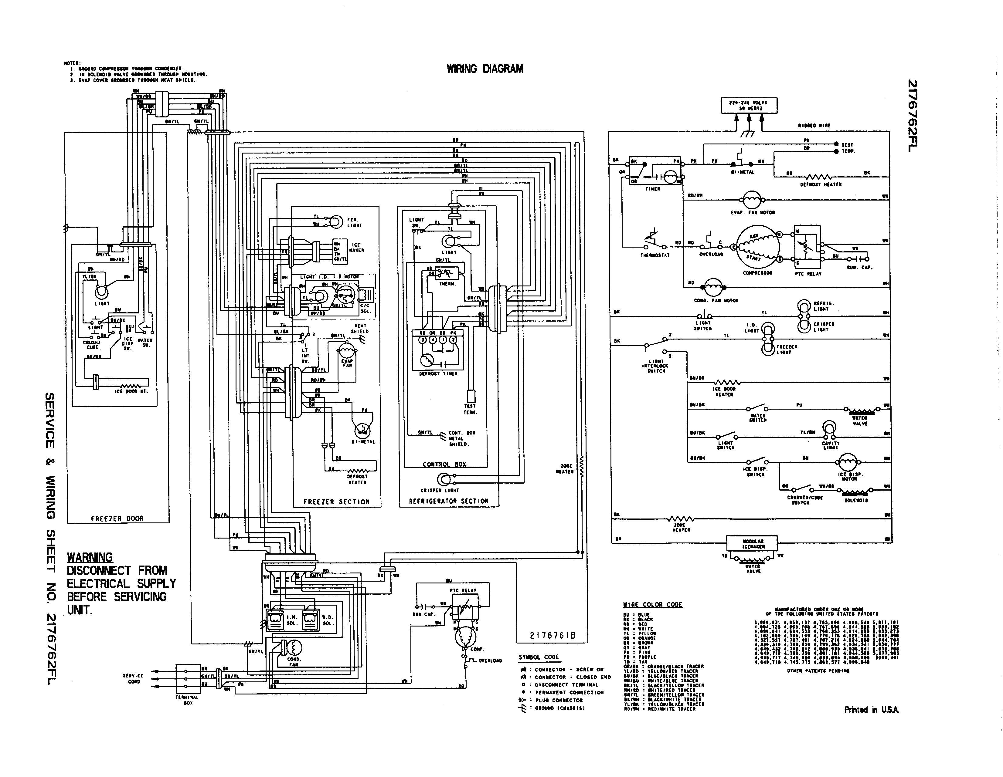 wiring diagram whirlpool ice maker data wiring diagram preview fridge diagram maker fridge diagram maker