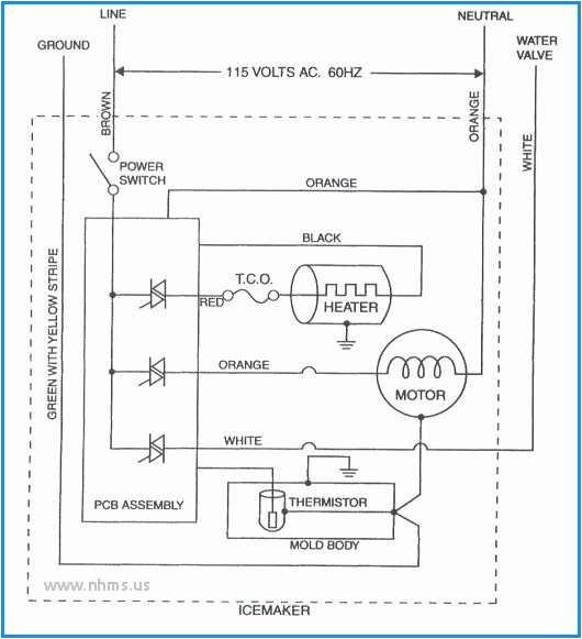 whirlpool refrigerator ice maker wiring diagram plain ge refrigerator wiring diagram ice maker moesappaloosas of whirlpool refrigerator ice maker wiring diagram jpg