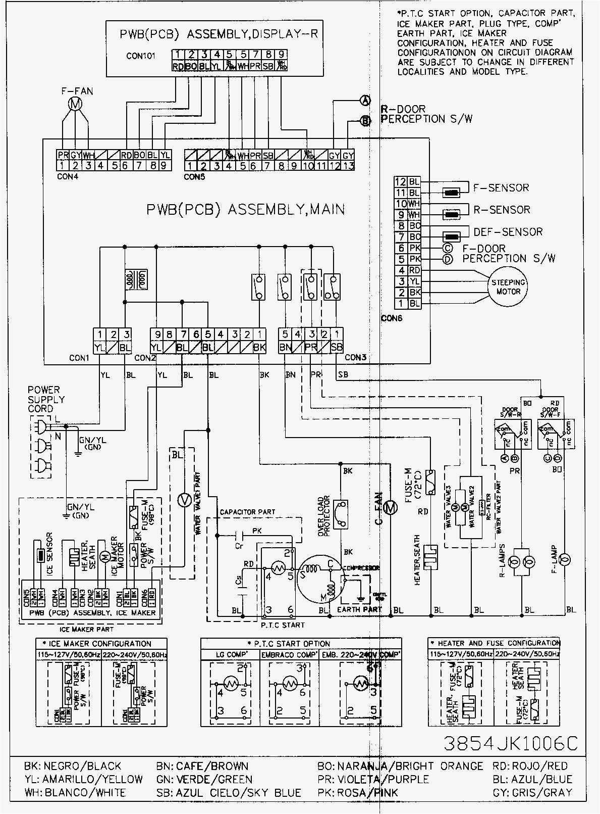 Whirlpool Ice Maker Wiring Diagram Maker Wiring Ice Diagram Whirlpool Es4123622 Wiring Diagram