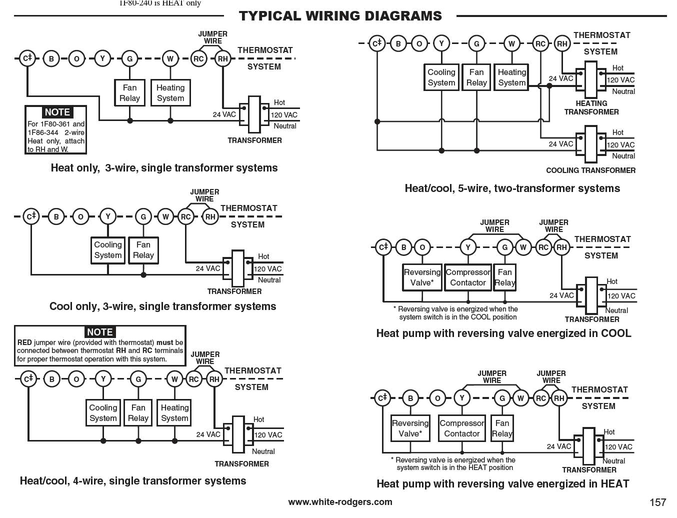 how wire a white rodgers room thermostat white rodgers thermostat white rodgers thermostat wiring diagram 1f89 211 white rodgers wiring diagram