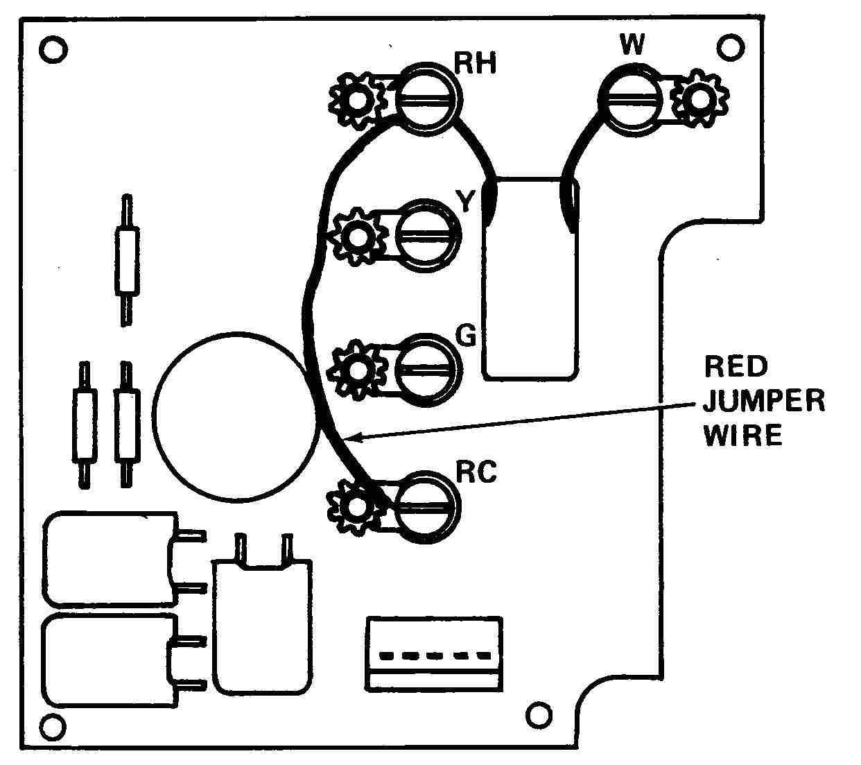 how wire a white rodgers room thermostat white rodgers thermostat goodman heat pump wiring diagram