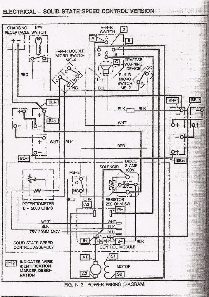 ezgo pds wiring diagram schema diagram database 2001 ez go pds wiring diagram e z go wiring