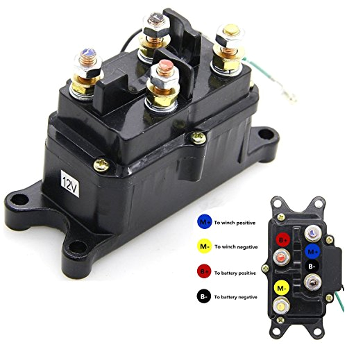 X Bull Winch Wiring Diagram Best Winch Remote Control Systems Buying Guide Gistgear