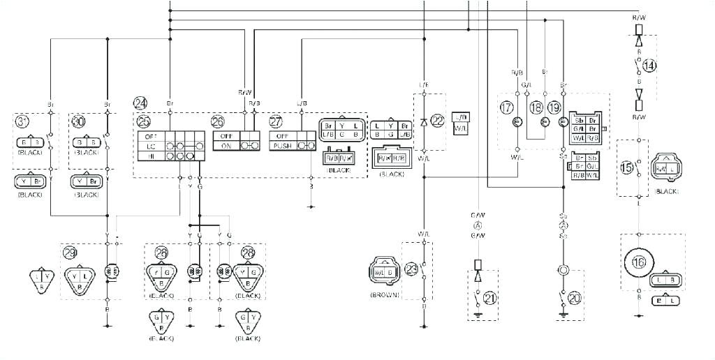 raptor 660 wiring harness yamaha raptor 660 wiring harness 660 wiring block diagram