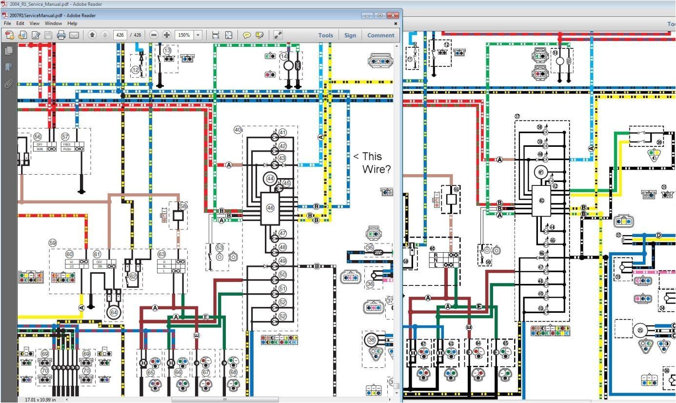 yamaha r1 electrical diagram wiring diagram review2001 yzf r1 wiring diagram wiring diagram mega yamaha r1