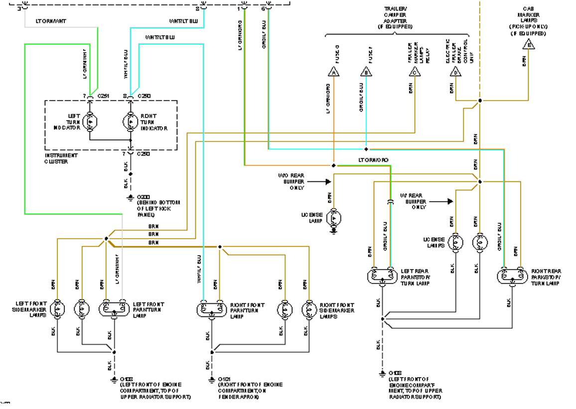 tail light wiring diagram ford f150 2004 ford f 150 tail light wiring diagram wire center u2022 rh insurapro co 15a jpg