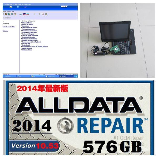 2019 alldata latest version alldata and m ichel software installed well in x200t touch screen laptop jpg