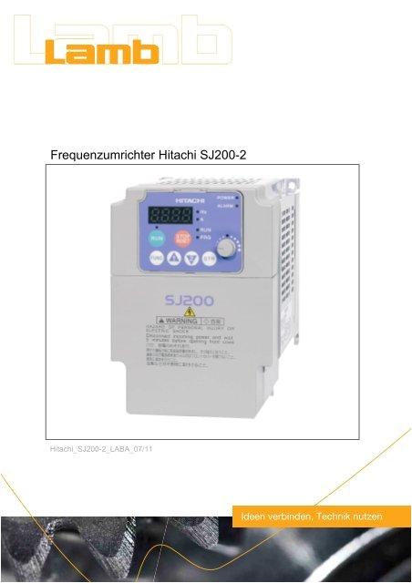 betriebsanleitung hitachi serie sj200 2 07 11 pdf max lamb jpg