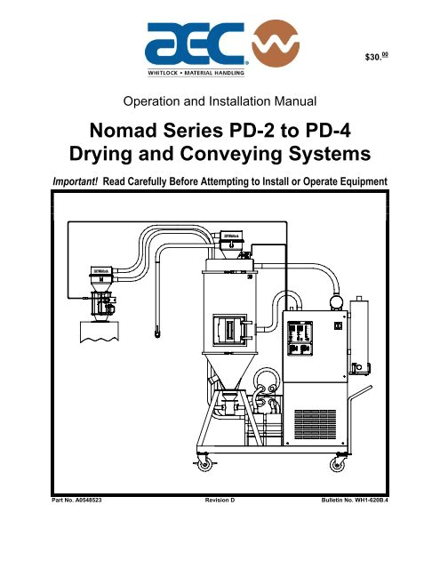 nomad series pd 2 to pd 4 drying and aec aec inc jpg