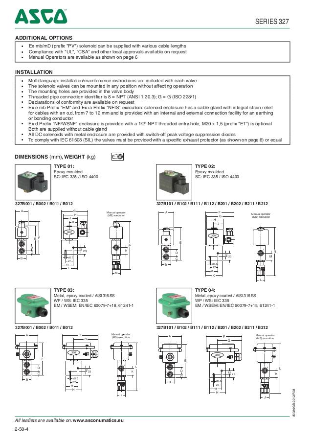 asco atex solenoid valves 327 series spec sheet 4 638 jpg