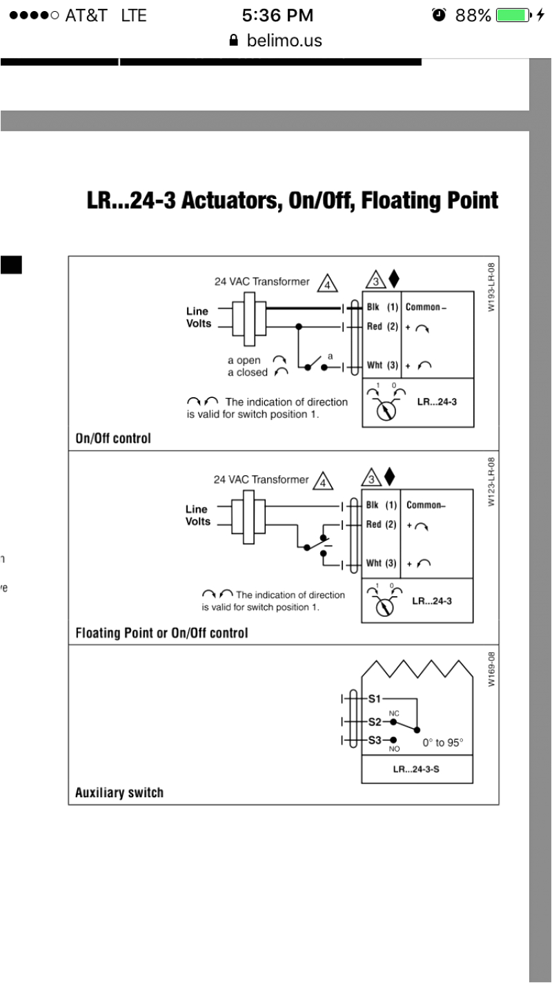 belimo tfb120 s wiring diagram actuators recent ceiling light rh uptuto house thermostat diagrams 5m like jpg