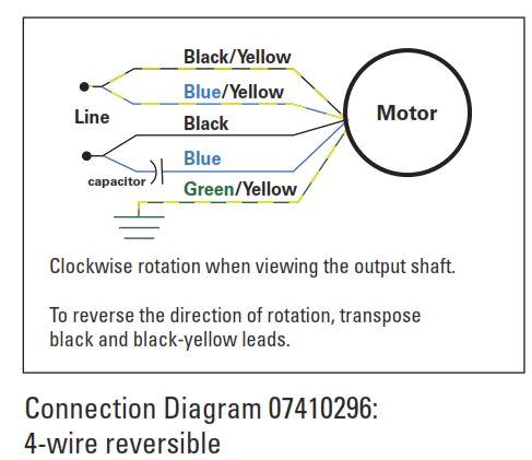 bodine gearmotor blog how to install model 0984 ac motor or gearmotor 11 08 2018 jpg
