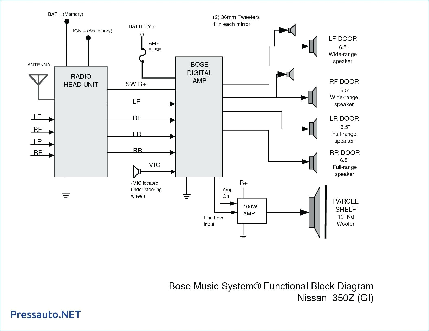 Bose 321 Speaker Wire Diagram Bose 301 Wiring Diagram Wiring Diagram