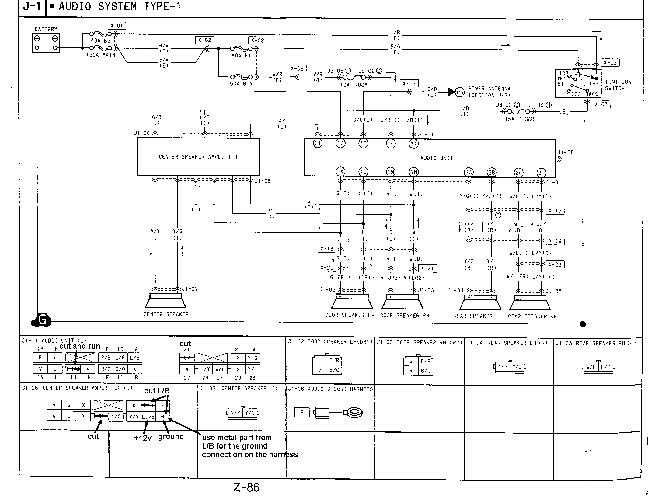 stereo base schematic gif