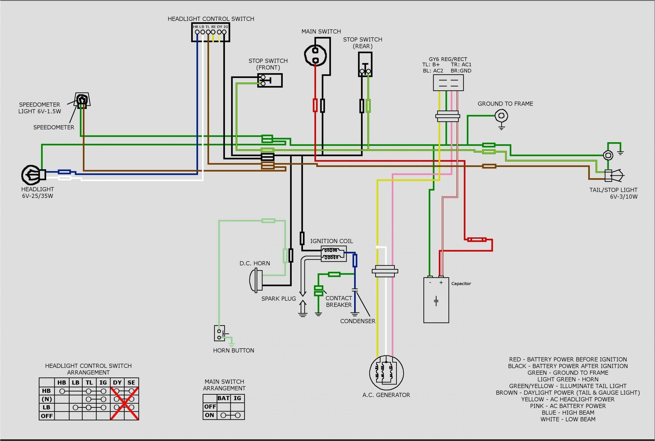Cdi Motorcycle Wiring Diagram Kinetic Honda Wiring Diagram Diagram Motorcycle Wiring