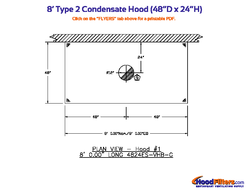 8 type 2 condensate hood 48 d x 24 h details 01 png
