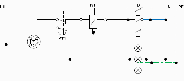 lighting circuit controlled automatic staircase timer od gif