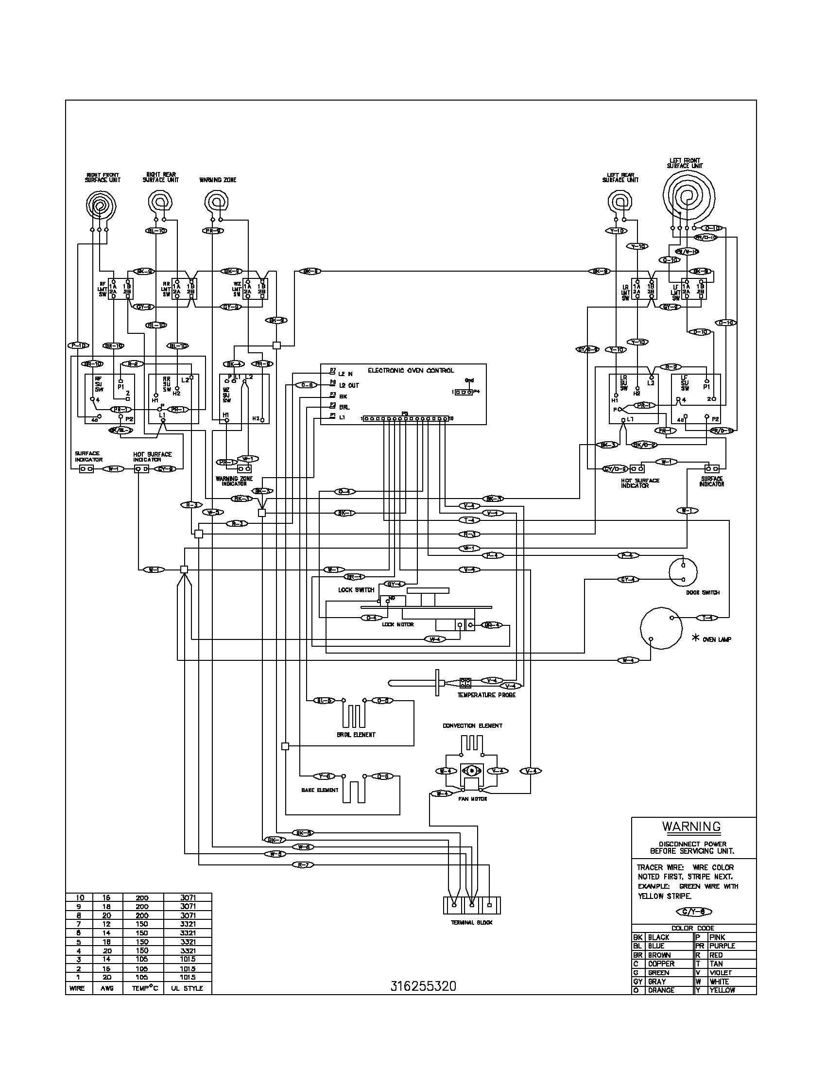 Ge Appliance Wiring Diagrams Ge Refrigerator Wiring Circuit Diagram Wiring Diagram