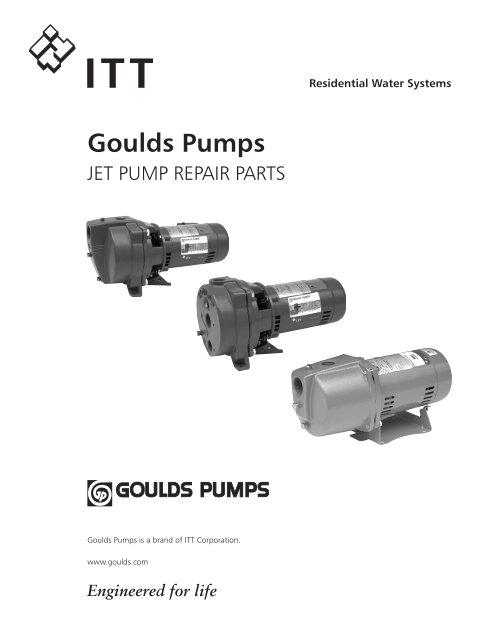 goulds pumps jet pump repair parts jp anderson jpg