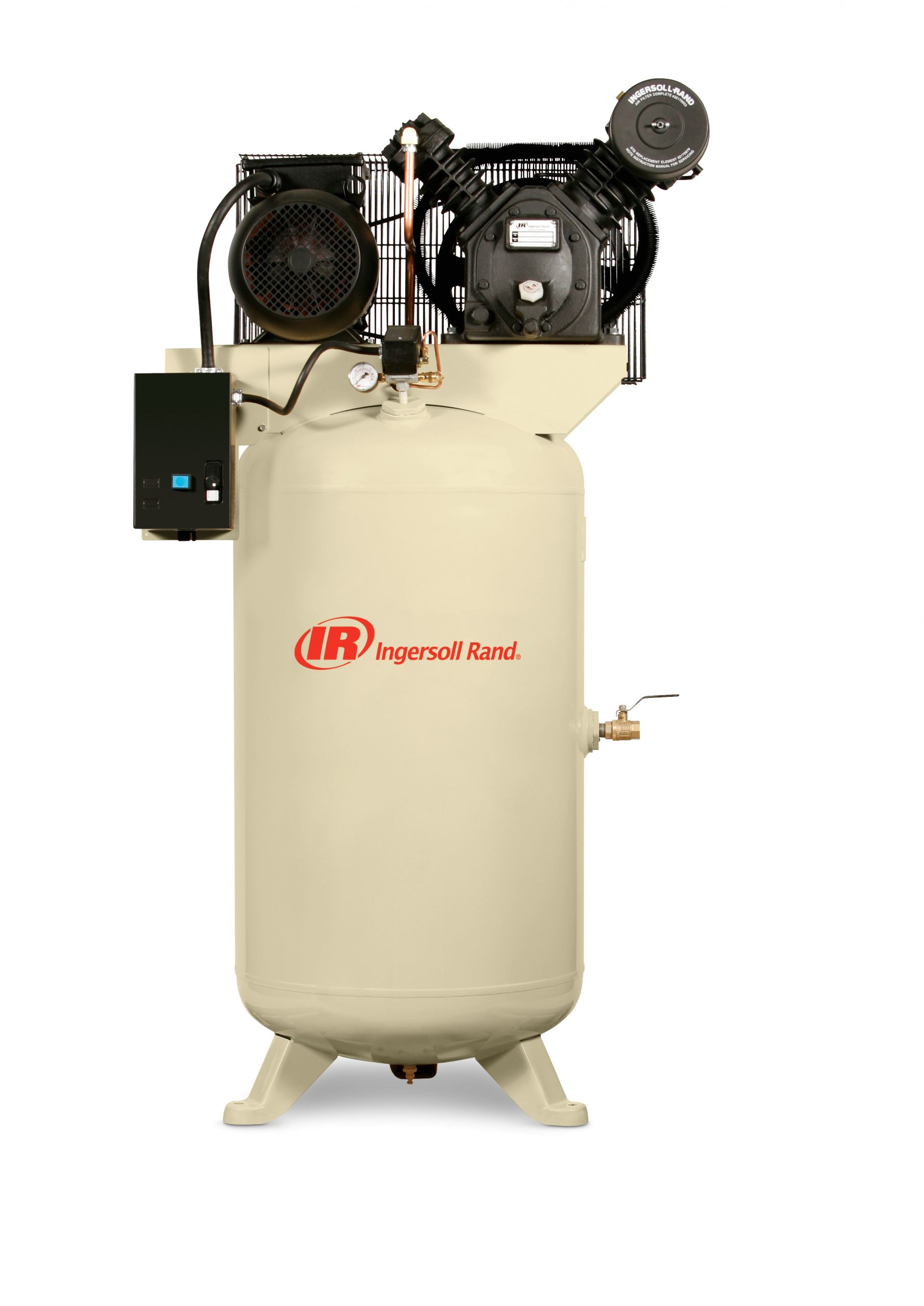 2340n5 5hp reciprocating electric two stage compressor 3phase p rgb jpg