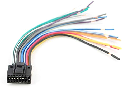 Kenwood Ddx376bt Wiring Diagram Xtenzi Car Radio Wire Harness Compatible with Kenwood Cd Dvd Navigation In Dash Xt91016