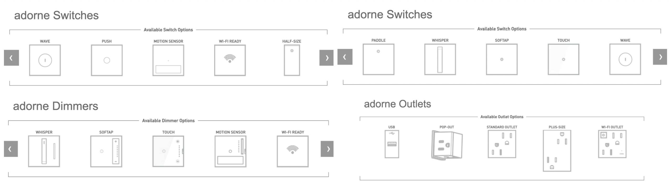 Legrand Paddle Switch Wiring Diagram the Adornea Collection by Legrand Meets the Micro Dwelling
