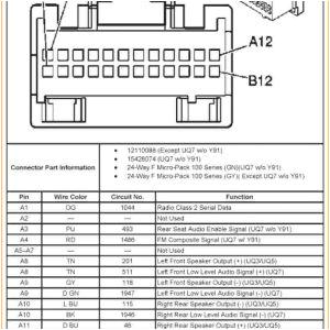 2002 chevy tahoe radio wiring diagram free wiring diagram jpg