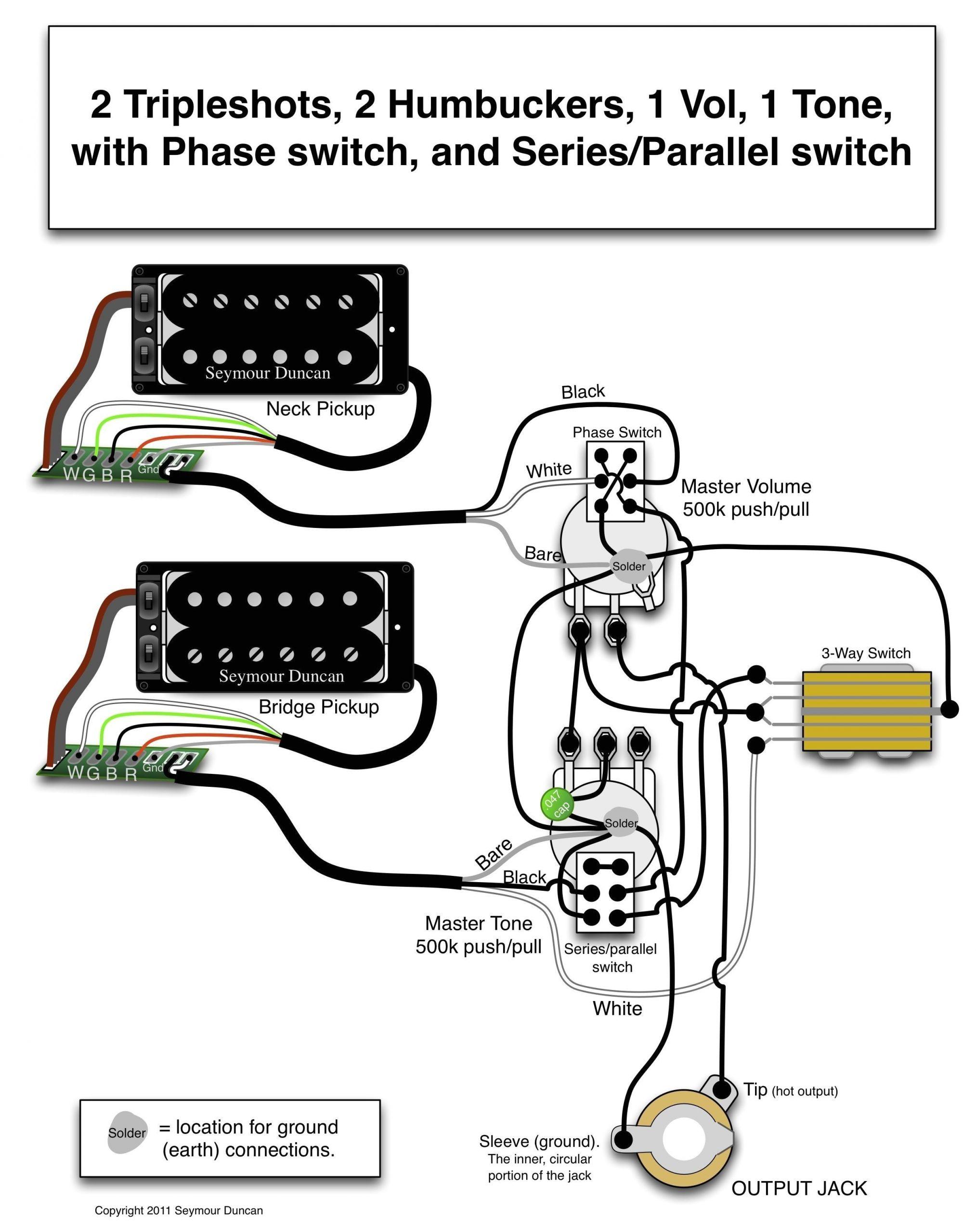 1 Humbucker 1 Volume 1 tone Wiring Diagram Unique Guitar Wiring Diagram 1 Humbucker 1 Volume Diagram