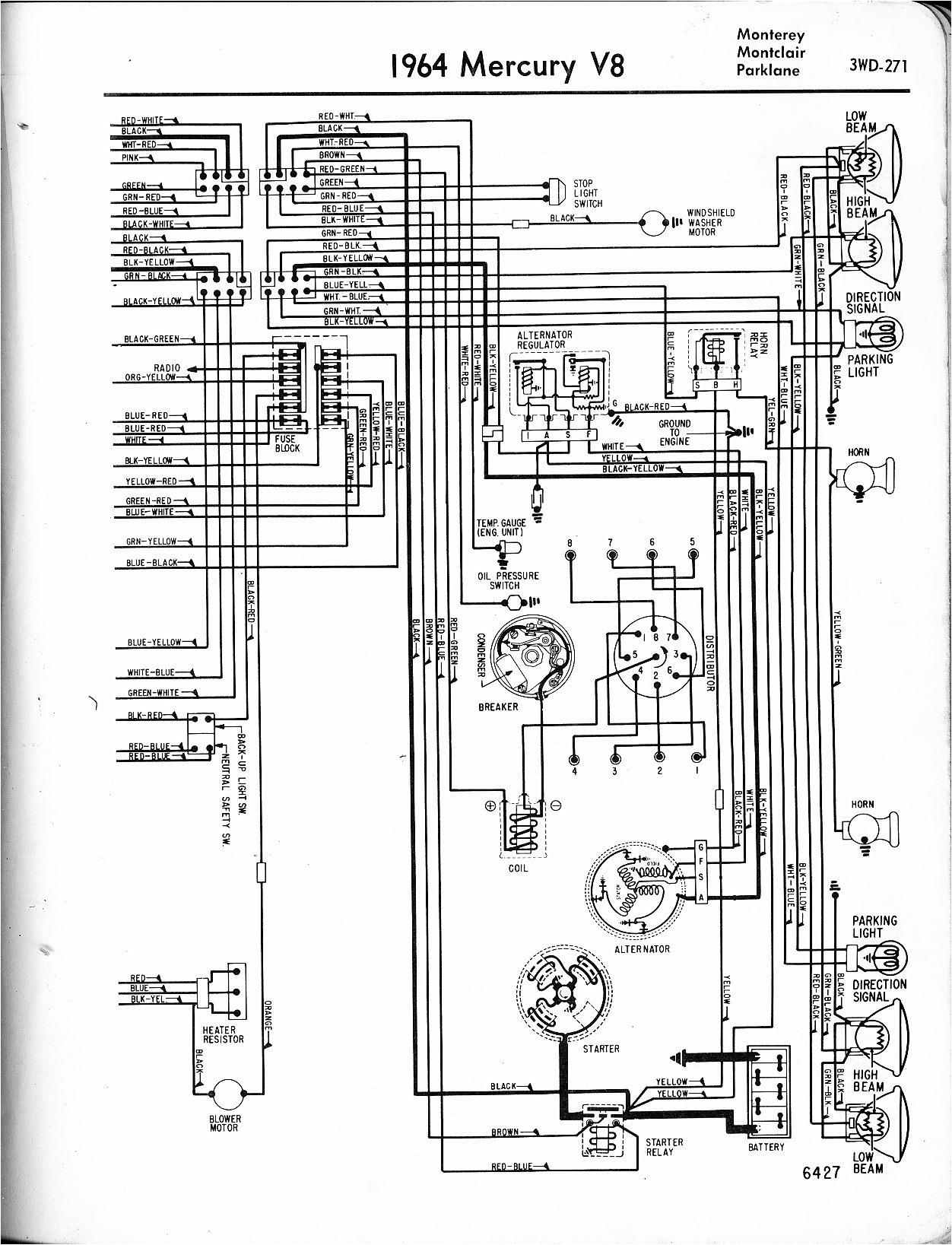 1966 ford Fairlane Wiring Diagram 1956 Thunderbird Wiring Diagram Pdf Wiring Diagram