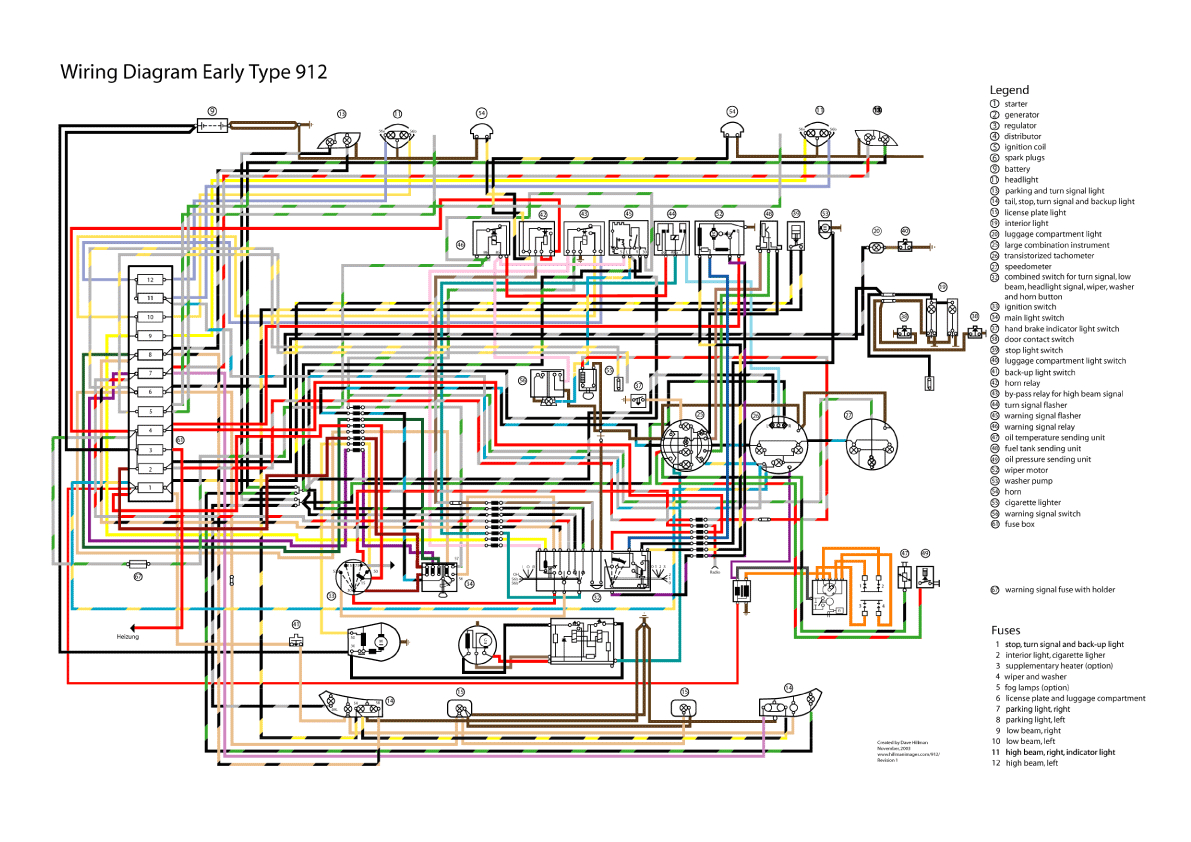 wiring diagram for early 912 gif