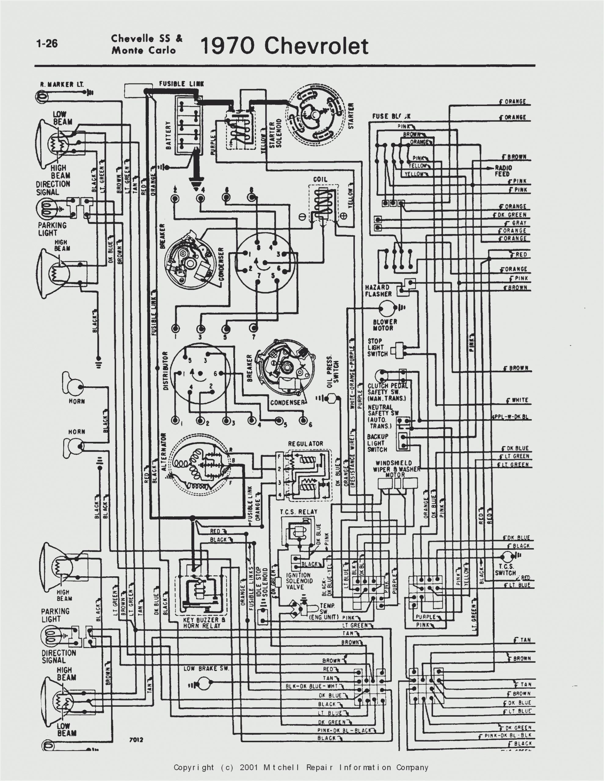 1970 Chevelle Engine Wiring Harness Diagram 1972 Chevelle Wiper Motor Wiring Diagram Kuiyt Fuse10