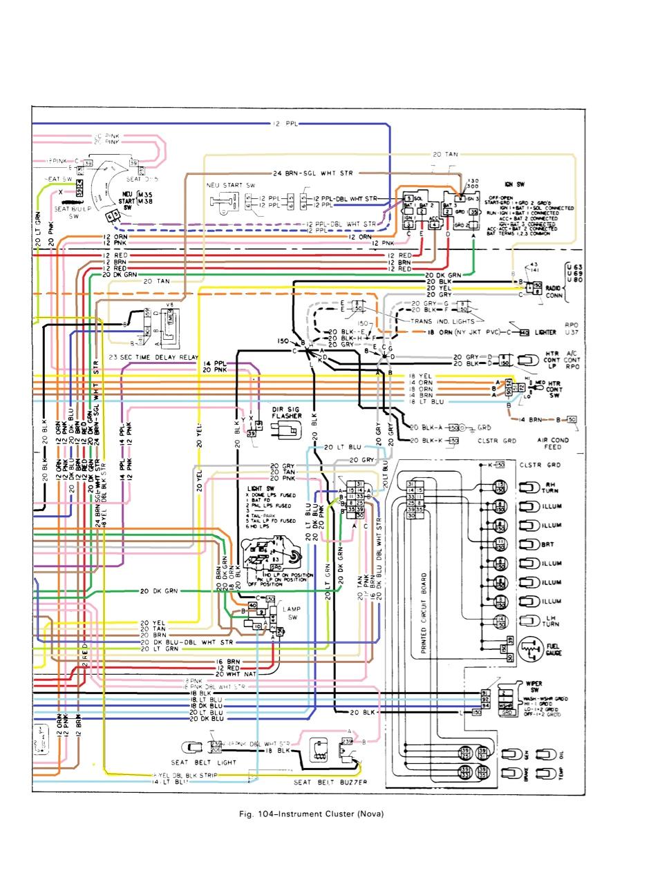 1970 Chevelle Engine Wiring Harness Diagram Ca7 68 Chevy Camaro Ignition Switch Wiring Diagram Wiring