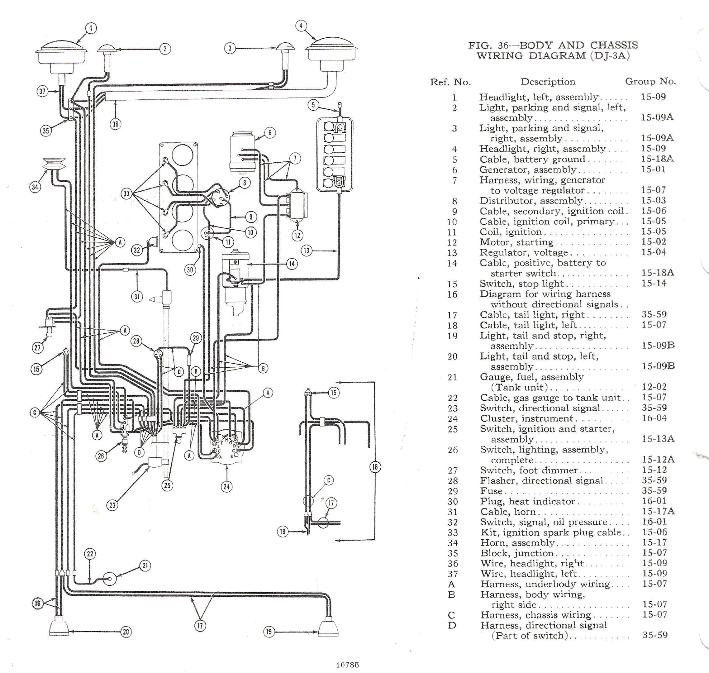 1971 Jeep Cj5 Wiring Diagram Sk 2584 Willys Mb Engine Diagram Download Diagram