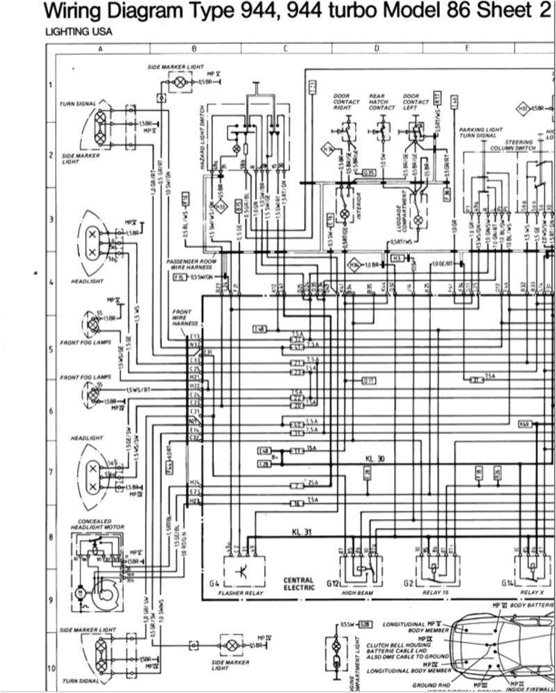 porsche 356 ignition switch wiring diagram wiring diagram jpg