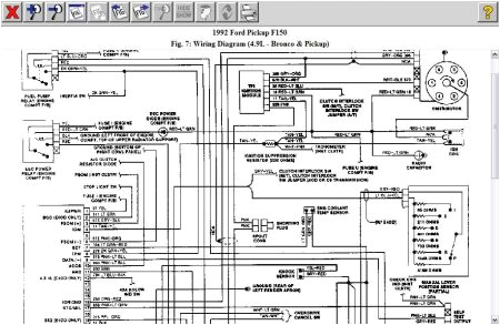 1992 ford F150 Fuel Pump Wiring Diagram Fuel Pump Wiring Getting Power On Ground Wire but No Power