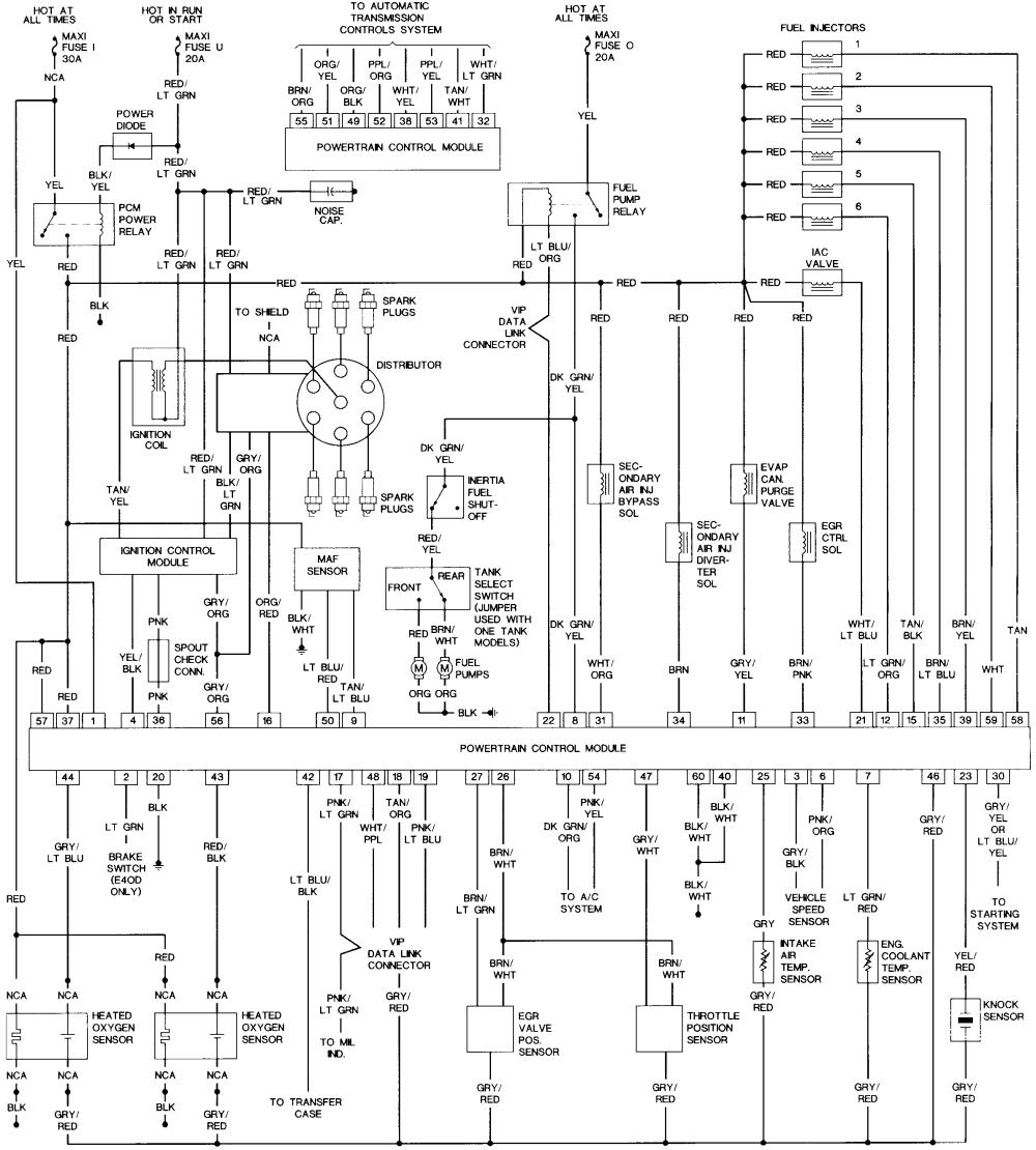 1995 ford windstar wiring diagram gif