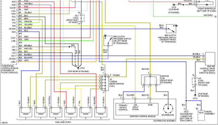1997 Honda Accord Stereo Wiring Diagram 1994 Accord Coupe Electrical Schematic Diagram Wiring