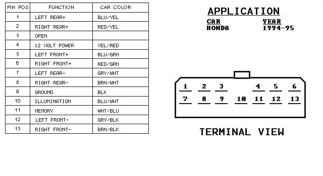 1997 Honda Accord Stereo Wiring Diagram Hl 1009 Mercedes Benz Radio Wiring Diagrams Free Diagram