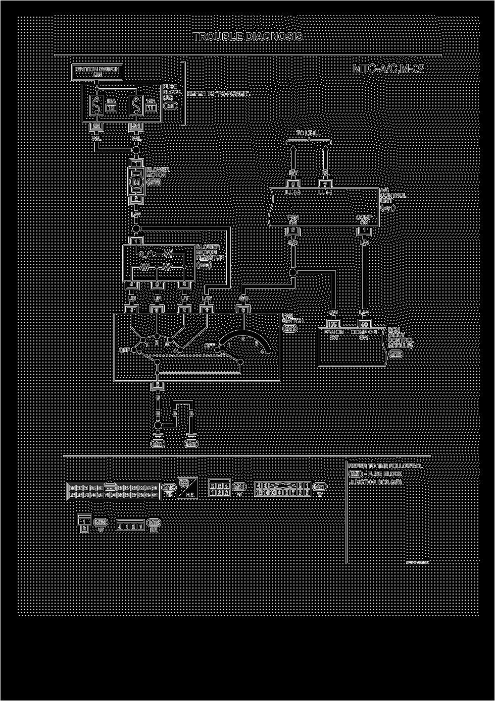 1997 toyota Corolla Radio Wiring Diagram Wrg 2586 2003 Camry Ac Wiring Diagram