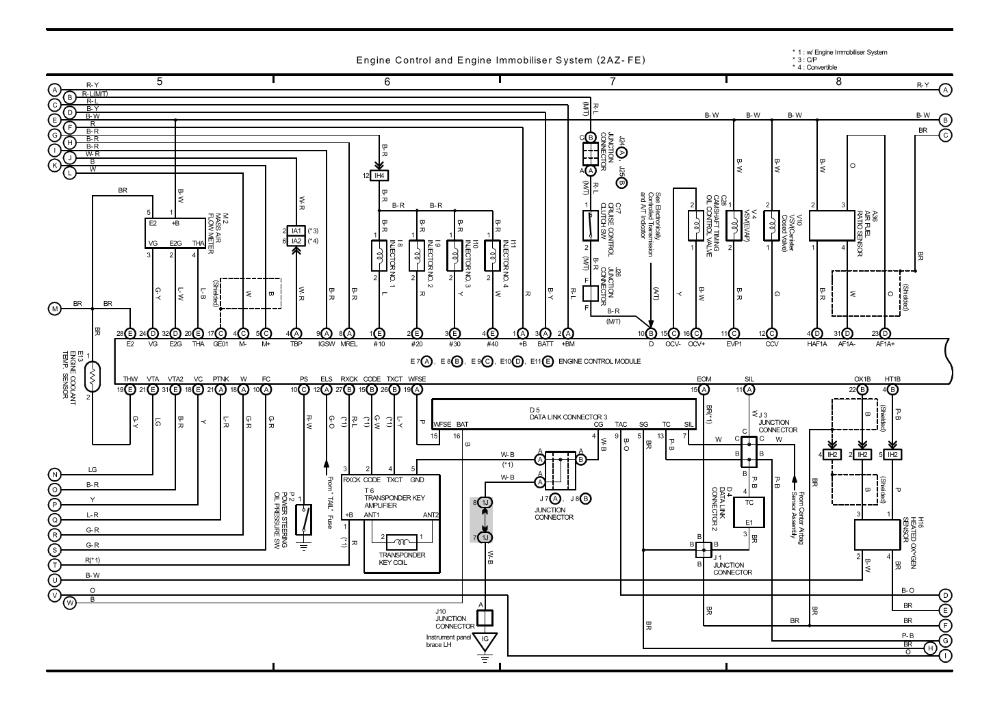 2000 toyota Camry Wiring Diagram Ar 2139 2002 toyota Camry Diagram Schematic Wiring