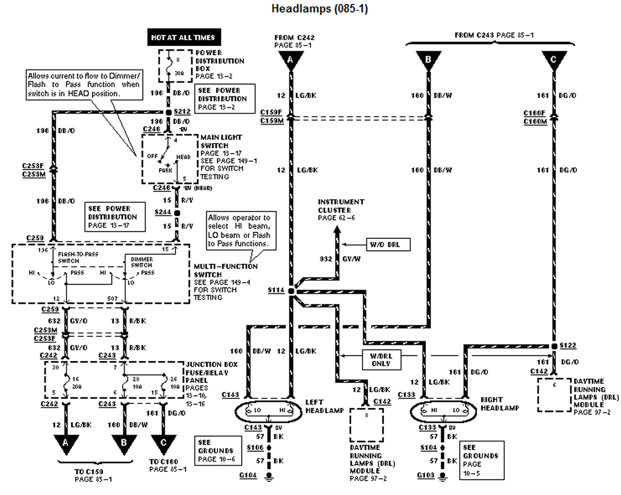 i have a 1998 ford f throughout 98 f150 wiring diagram with wiring and at 1998 ford f150 wiring diagram jpg