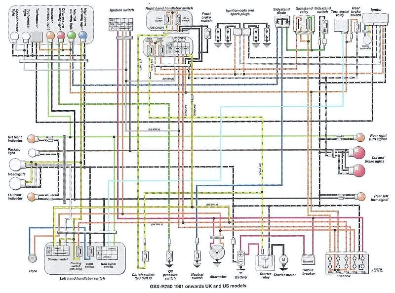 ignition switch wiring diagram 2005 gsxr 600 odrsjgn jpg