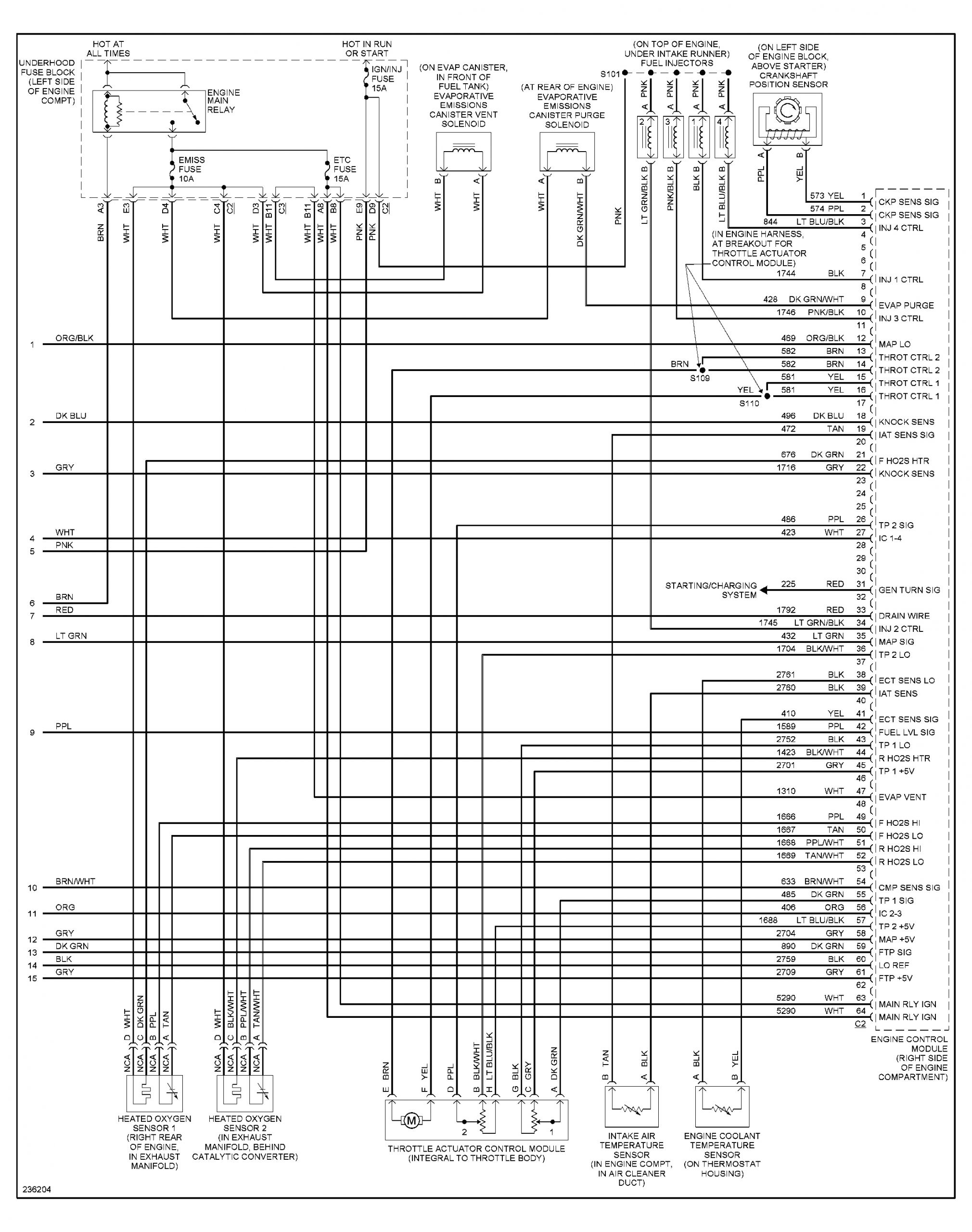 fuel pump wiring diagram on 2000 saturn evap control system diagram gif
