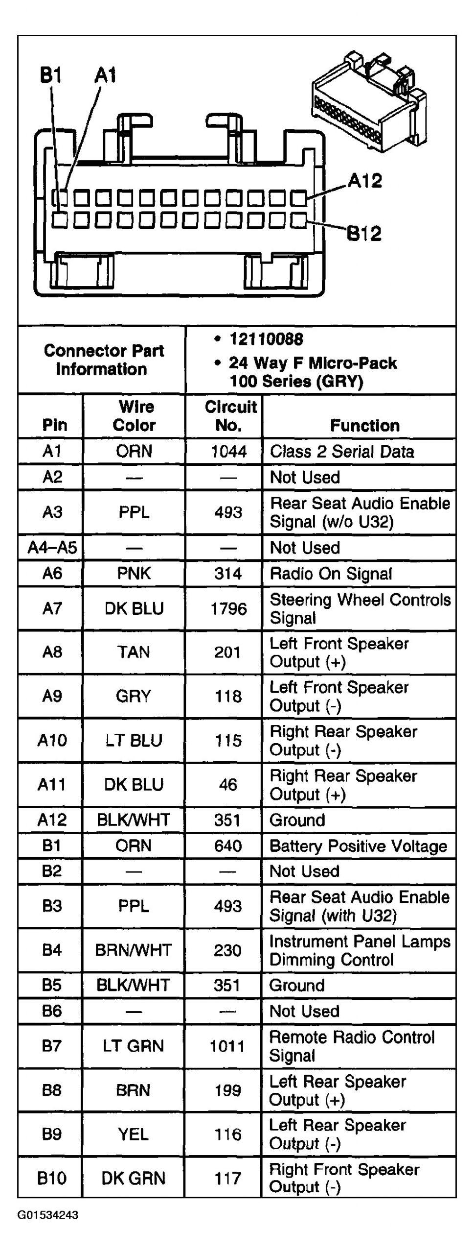 2004 trailblazer radio wiring diagram simple 9 2002 chevy stereo jpg