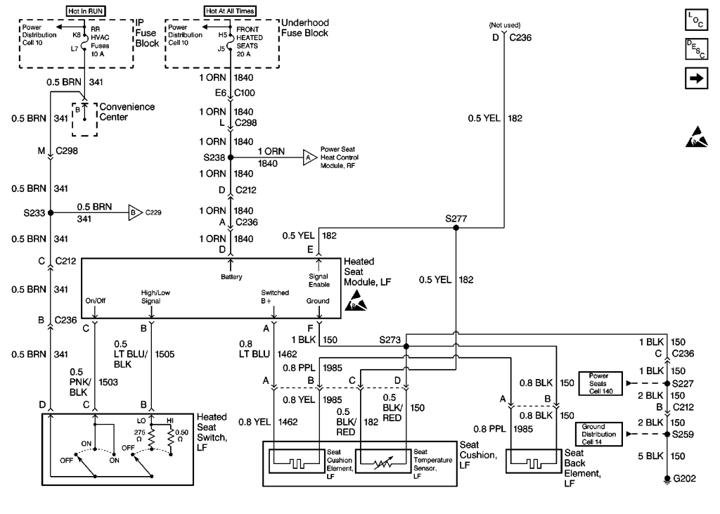 tahoe power seat wiring diagram wiring diagram png