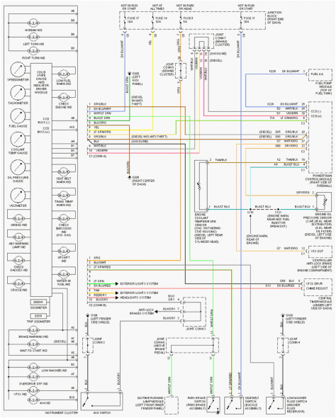 2004 Dodge Ram Pcm Wiring Diagram Dodge Ram 2500 Door Wiring Diagram Daawanet Net
